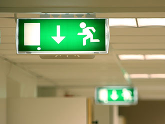 emergency lighting supplied and installed by FusedUp Electrical in Narre Warren, Victoria